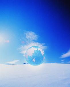 地球イメージのイラスト素材 [FYI03933029]