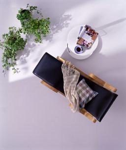 テーブルとイスの写真素材 [FYI03933529]