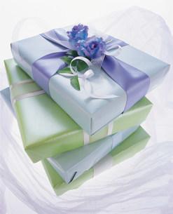 プレゼントの写真素材 [FYI03933687]