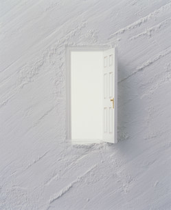 ドアの写真素材 [FYI03933719]