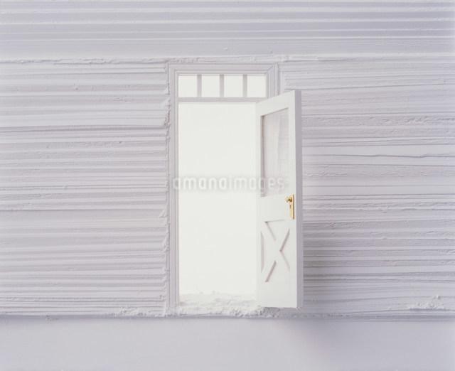 ドアの写真素材 [FYI03933723]