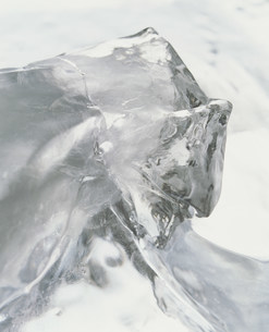 氷の写真素材 [FYI03933796]