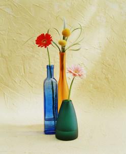 花瓶の花の写真素材 [FYI03933854]