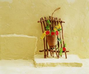 花瓶の花の写真素材 [FYI03933860]