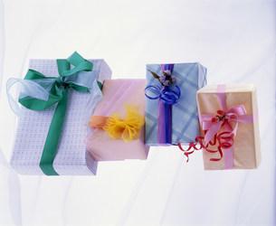 プレゼントの写真素材 [FYI03933918]