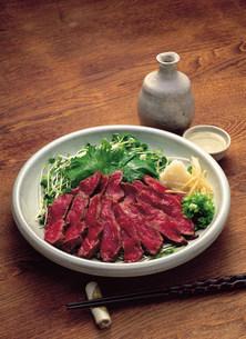肉料理の写真素材 [FYI03935327]