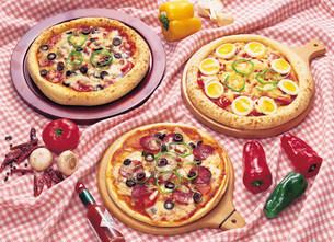ピザの写真素材 [FYI03935712]