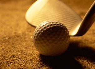 ゴルフイメージの写真素材 [FYI03936349]