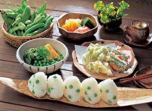 日本の料理の写真素材 [FYI03936504]