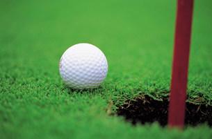 ゴルフの写真素材 [FYI03937135]