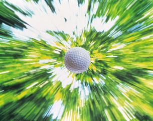 ゴルフボールの写真素材 [FYI03937136]