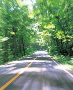 道路の写真素材 [FYI03937186]