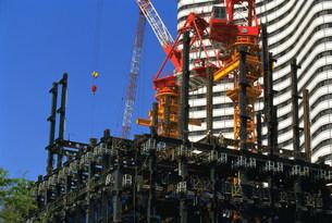建設現場の写真素材 [FYI03937194]