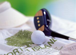 ゴルフの写真素材 [FYI03937593]