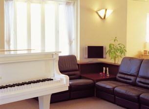 ピアノの写真素材 [FYI03937609]