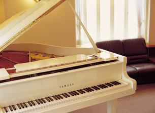 グランドピアノの写真素材 [FYI03937612]