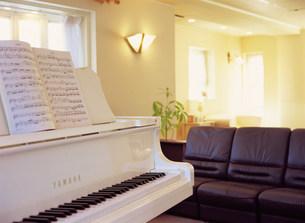 グランドピアノの写真素材 [FYI03937614]