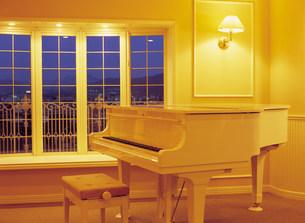 グランドピアノの写真素材 [FYI03937616]
