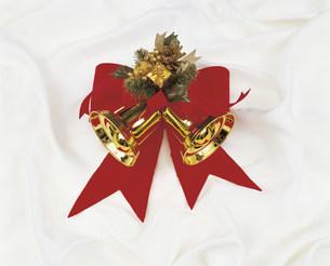 クリスマスベルの写真素材 [FYI03937895]