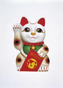 招き猫の写真素材 [FYI03937913]