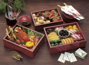 おせち料理の写真素材 [FYI03937932]