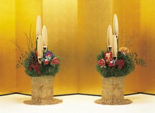 門松の写真素材 [FYI03937990]