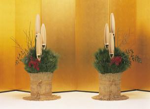 門松の写真素材 [FYI03937993]
