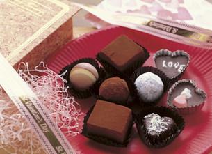チョコレートの写真素材 [FYI03938052]