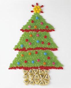 クリスマスツリーの写真素材 [FYI03938170]