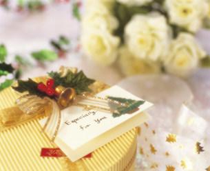クリスマスプレゼントの写真素材 [FYI03938189]