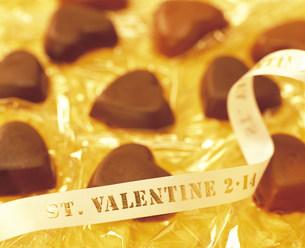 チョコレートの写真素材 [FYI03938395]
