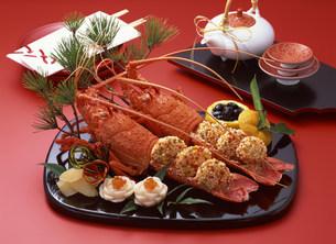 おせち料理の写真素材 [FYI03938557]
