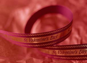 バレンタインデーイメージの写真素材 [FYI03938626]
