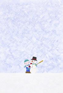 冬イメージ・イラストのイラスト素材 [FYI03938772]