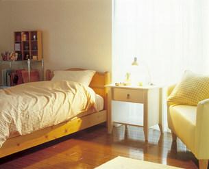 寝室の写真素材 [FYI03939415]