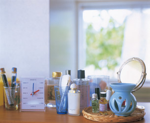 化粧品の写真素材 [FYI03939576]