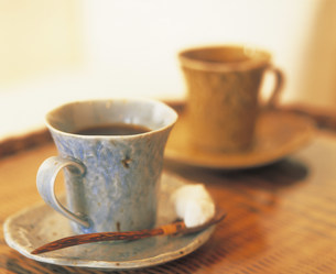 コーヒーの写真素材 [FYI03939669]