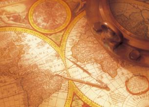世界地図の写真素材 [FYI03940021]