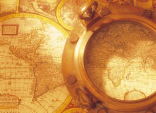 世界地図の写真素材 [FYI03940029]