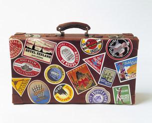 スーツケースの写真素材 [FYI03940071]