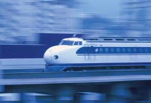 新幹線の写真素材 [FYI03940114]