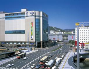 広島駅の写真素材 [FYI03940317]