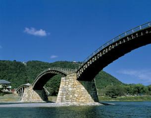 錦帯橋の写真素材 [FYI03940353]