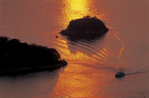 因島の写真素材 [FYI03940355]