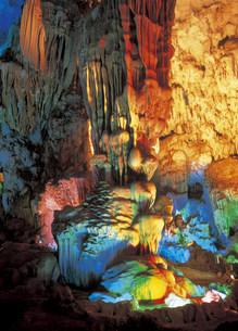 洞窟の写真素材 [FYI03940416]