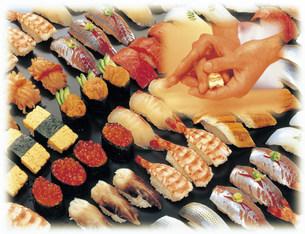 寿司の写真素材 [FYI03940453]