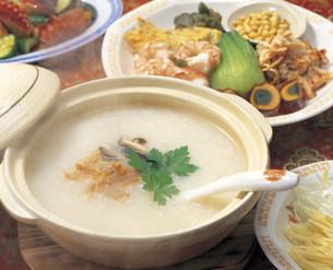 中華粥の写真素材 [FYI03941078]