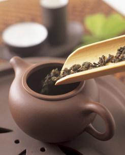 中国茶の写真素材 [FYI03941294]