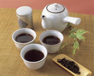 プーアール茶の写真素材 [FYI03941306]