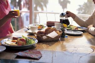 朝食の写真素材 [FYI03941359]